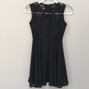 Forever 21 Little Black Dress Small